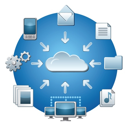 Cloud service for network