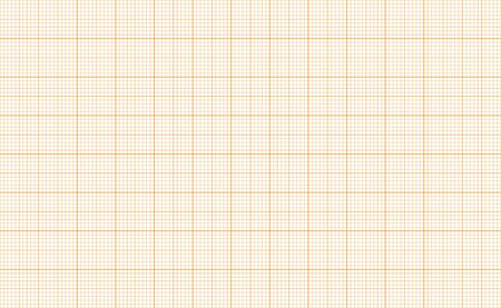 Illustration for Millimeter grid. Square graph paper background. Seamless pattern. Vector illustration. - Royalty Free Image
