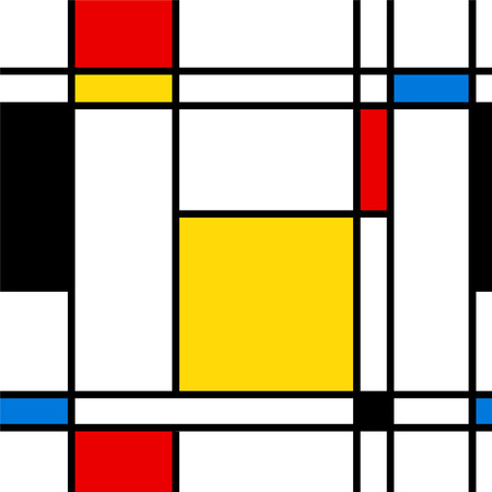 Seamless abstract geometric colorful  pattern for continuous replicate. See more seamless ba