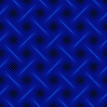 Wave lines seamless background. See more seamless backgrounds in my portfolio.