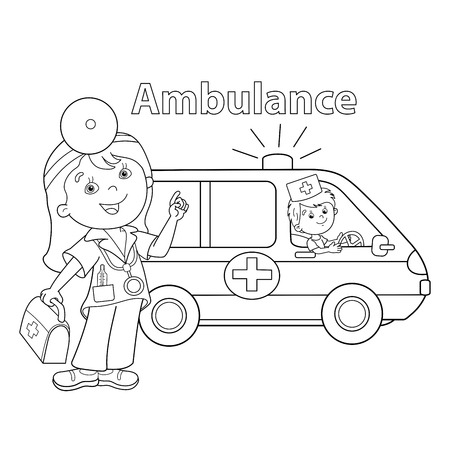 First Aid Kit Coloring Page - Como Dibujar Un Botiquin ... | 450x450