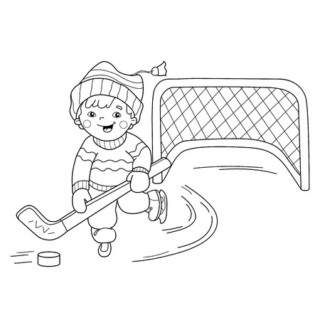 🎨 Printable Hockey Coloring Pages 20 Hockey Coloring Page Pages ... | 450x450