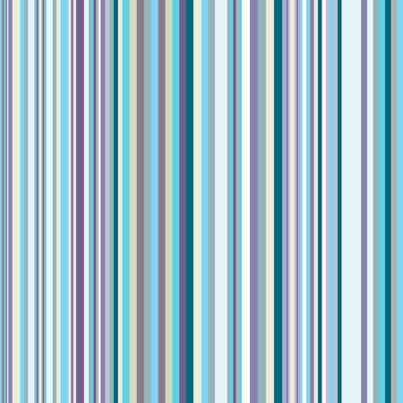 Illustration for Seamless white-green-grey-blue striped pattern  - Royalty Free Image