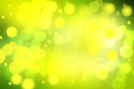 Photo pour Abstract gradient green light and yellow colorful pastel spring or summer bokeh background. Beautiful texture. - image libre de droit