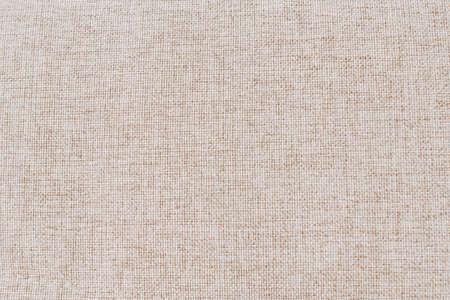Photo pour White linen background. Fabric or texture - image libre de droit