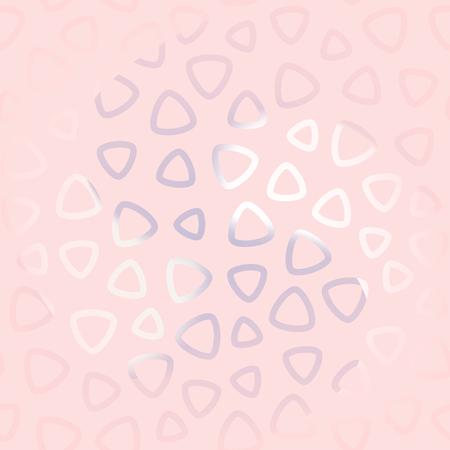 Vector Abstract Seamless Pattern For Girls Modern Wallpaper