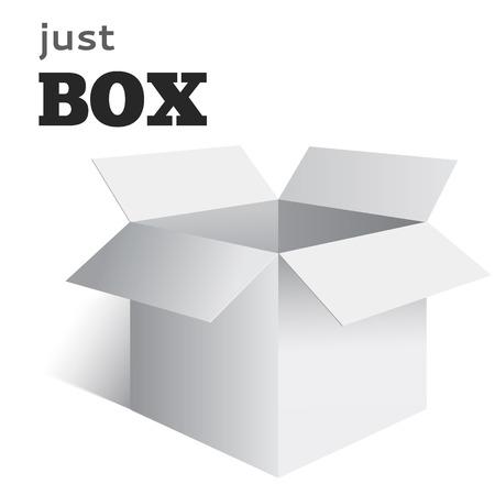 Open box.