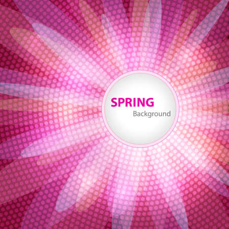 Spring background with space for Your text