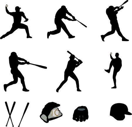 baseball players collection