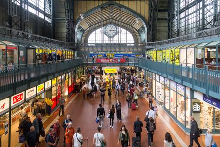 Hamburg Main Train Station