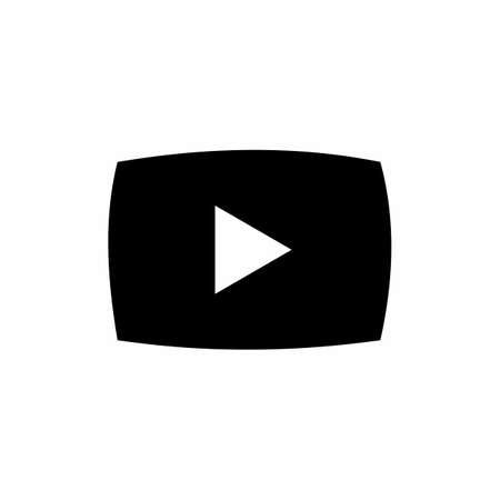 Illustration pour Play video icon - image libre de droit