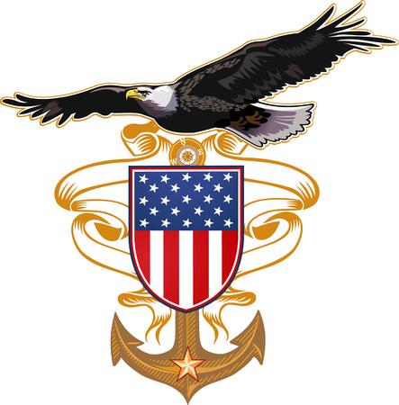 US Navy Eagle
