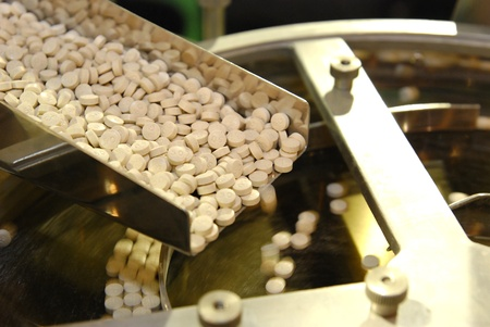 Pharmaceutical manufacturing machinery