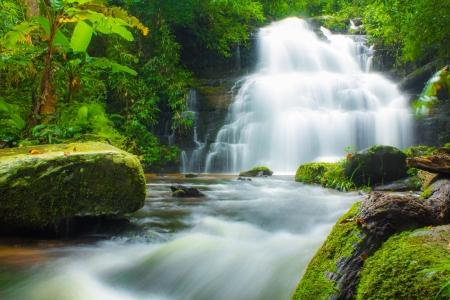 Mundaeng Waterfall Thailand