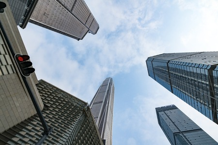 Photo for The skyscraper is in chongqing, China - Royalty Free Image