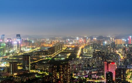 Foto für Modern urban architecture scenery in Shenzhen, China - Lizenzfreies Bild