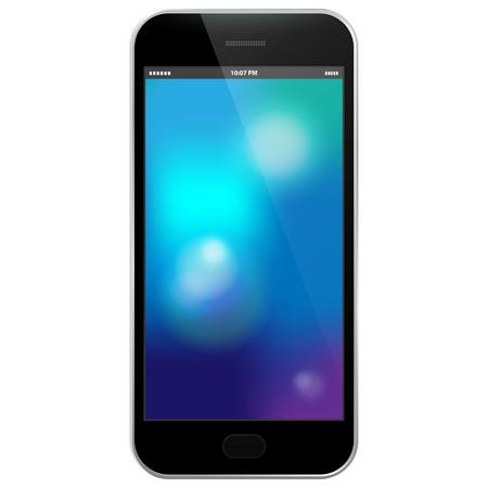 Vector illustration Mobile Phone