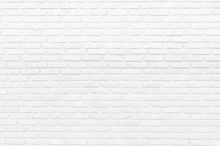 Photo for white brick stone wall background texture. - Royalty Free Image