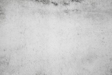 Foto de White concrete texture of natural cement or stone old texture as a retro pattern wall. - Imagen libre de derechos