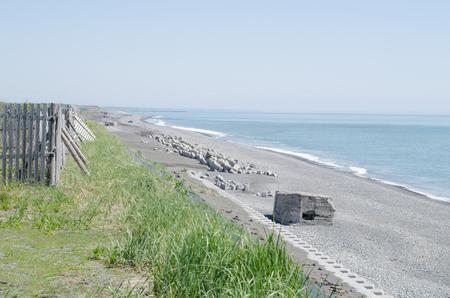 Seaside landscapes