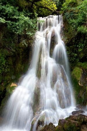 Krushuna's waterfalls, located in Bulgaria are the longest waterfalls cascade on Balkan peninsula