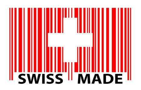 bar code - Swiss Made