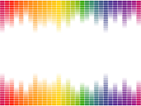 seamless background stripes multi colored