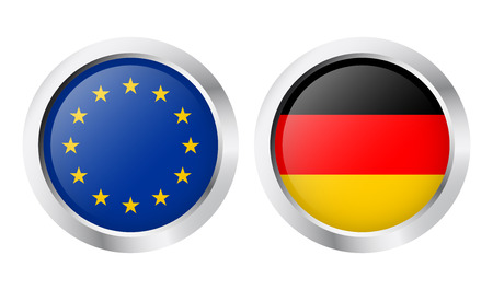 buttons EU and Germany