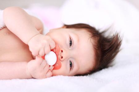 Photo pour sweet baby  - image libre de droit