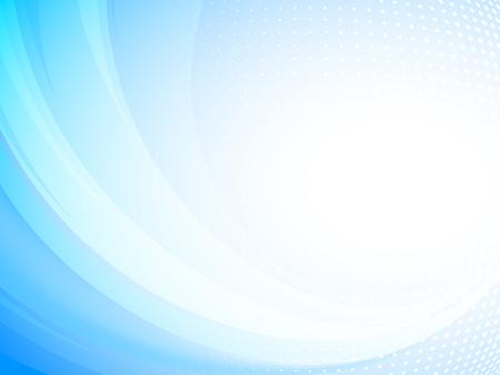 Ilustración de Blue background - Imagen libre de derechos