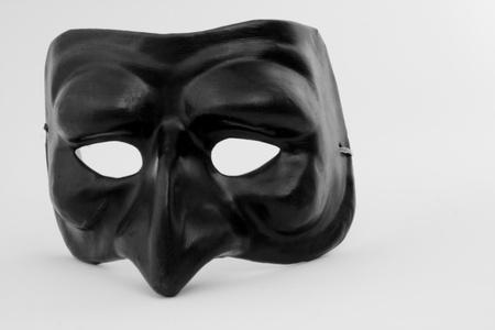 Black Italian Mask