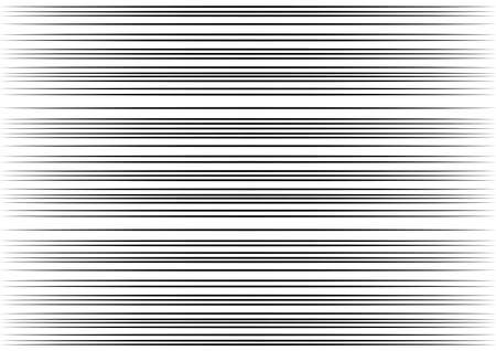 Illustration pour Effect background of Japanese comics. Line expressing speed. Vector illustration. - image libre de droit