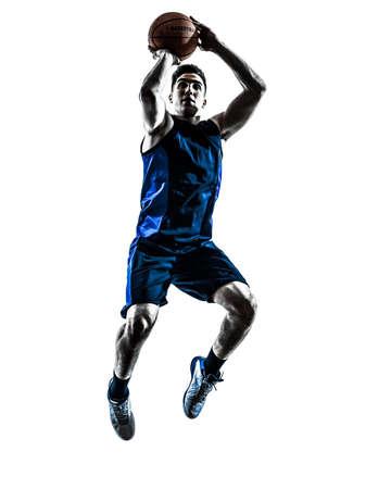Basketball Player - Jump