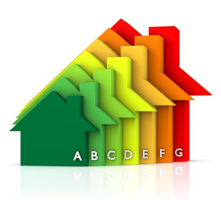 Housing energy efficiency rating certification system. Part of a series.