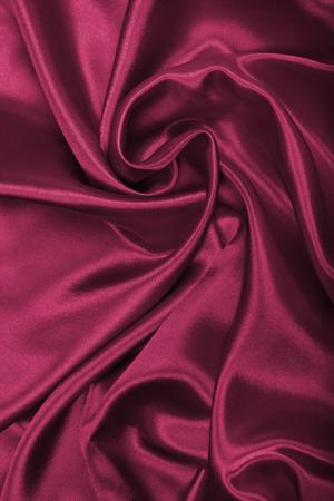 Smooth elegant burgundy silk or satin can use as background