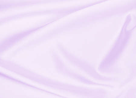 Photo pour Smooth elegant lilac silk or satin texture can use as wedding background. Luxurious background design - image libre de droit