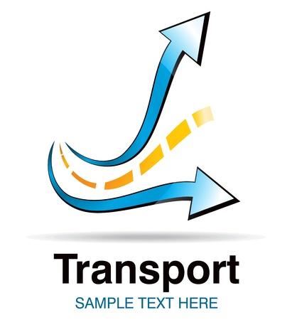 Ilustración de Transport icon - Imagen libre de derechos