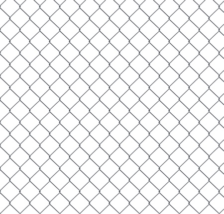 Photo for iron wire fence - Royalty Free Image