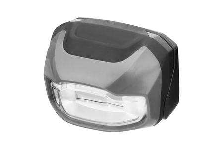 headlamp LED isolated on white