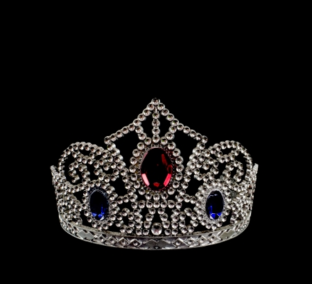 The crown is  symbol of the most beautiful, royalty and successful