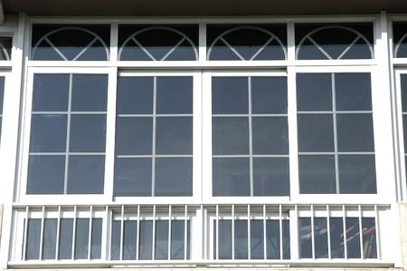 WINDOW OF ALUMINUM