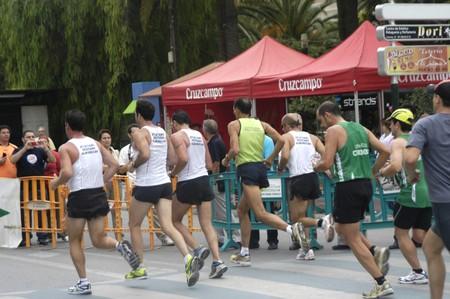2009/09/20- Motril, Granada, Spain-Marathon Race International Media Motril, Granada Province