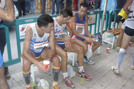 2009/09/20- Motril, Granada, Spain-Marathon Race International Media Motril, Granada Province