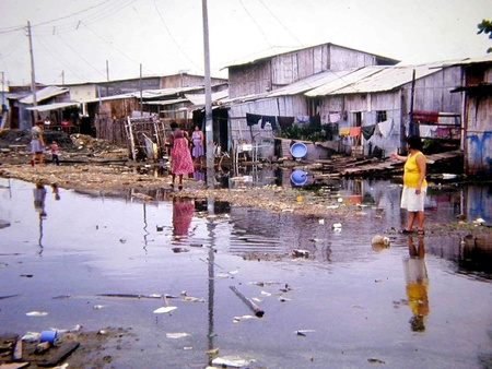 poverty in the city of guayaquil (ecuador)