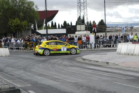 Exhibición automovilística en la localidad de Armilla, en la provincia de GranadaCurro AgÌí10-10-2010