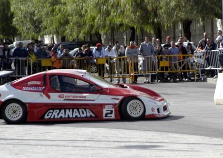 Exhibición automovilística en la localidad de Armilla, en la provincia de GranadaEnrique Cirre10-10-2010