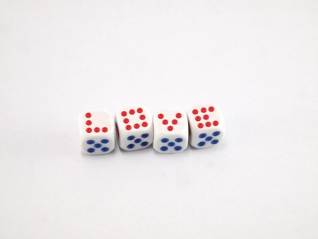 Ideas in the media about the love dice