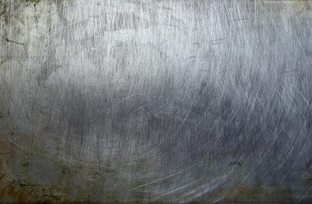 old grunge metal plate steel background