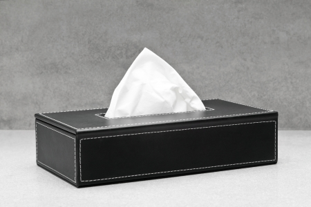 Black box of tissue