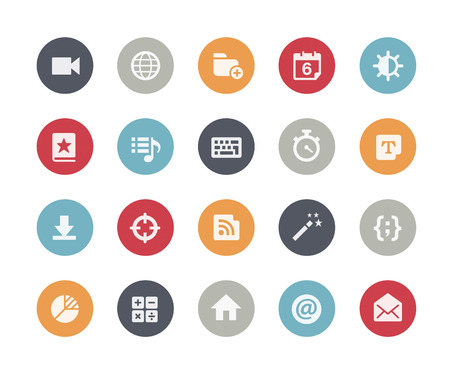 Web and Mobile Icons 4  Classics Series